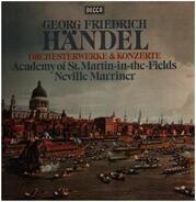 Händel - Orchesterwerke Und Konzerte