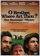 George Clooney / Joel & Ethan Coen - O Brother, Where Art Thou?