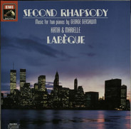 George Gershwin - Second Rhapsody - Music For Two Pianos