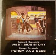 George Gershwin , Leonard Bernstein - West Side Story (extraits) / Porgy and Bess (extraits)