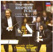 Gershwin - Rhapsody In Blue / Concerto In F / Catfish Row / Rialto Ripples