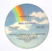 George Howard - Love Will Conquer All