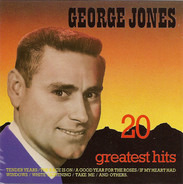 George Jones - 20 Greatest Hits