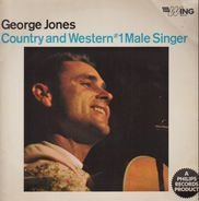 George Jones - Country And Western #1 Male Singer