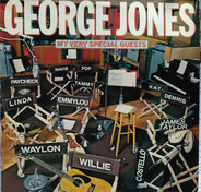 George Jones - My Very Special Guests