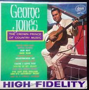 George Jones - The Crown Prince of Country Music