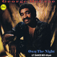 George McCrae - Own the Night
