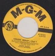 George Russell And His Orchestra - College Medley (Parts 1 & 2)