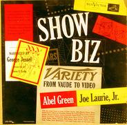 George Jessel - Show Biz - From Vaude To Video