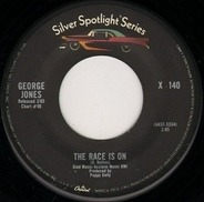 George Jones - The Race Is On / She Thinks I Still Care