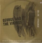 George Lewis With Papa Bue's Viking Jazzband - George And The Vikings