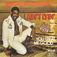 George McCrae - I Ain't Lyin'