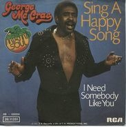 George Mc Crae - Sing A Happy Song