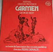 Georges Bizet - Orchestre De L'Association Des Concerts Pasdeloup , Direction Pierre Dervaux - Carmen