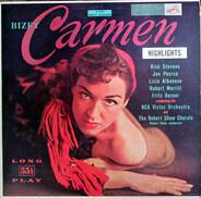 Georges Bizet — Risë Stevens , Jan Peerce , Licia Albanese , Robert Merrill , Fritz Reiner , The Ro - Carmen (Highlights)