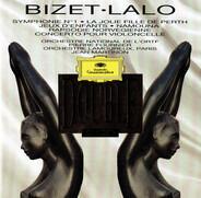 Georges Bizet / Édouard Lalo - Œuvres Orchestrales Et Concerto