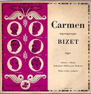 Georges Bizet , Nederlands Philharmonisch Orkest , Walter Goehr - Carmen