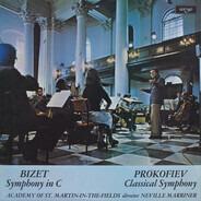 Bizet / Prokofiev - Symphony In C / Classical Symphony