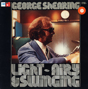 George Shearing - Light, Airy & Swinging