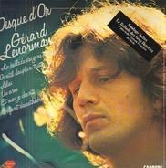 Gérard Lenorman - Disque D'Or
