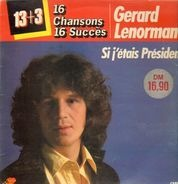 Gerard Lenorman - Si j'etais Président