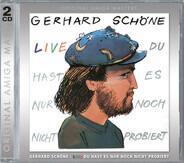 Gerhard Schöne - LIVE - Du hast es nur noch nicht probiert