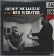Gerry Mulligan, Ben Webster, Jimmy Rowles, a. o. - Gerry Mulligan Meets Ben Webster