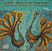 Gerry Mulligan Quartet - Reunion With Chet Baker