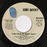 Gerry Rafferty - Can I Have My Money Back?