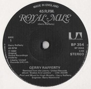 Gerry Rafferty - Royal Mile