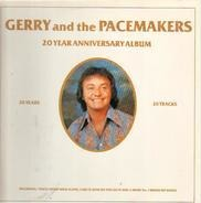 Gerry & The Pacemakers - 20 year anniversary album