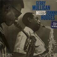 Gerry Mulligan & Johnny Hodges - Gerry Mulligan Meets Johnny Hodges