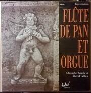 Gheorghe Zamfir et Marcel Cellier - Improvisations Flûte De Pan Et Orgue