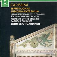 Giacomo Carissimi - Judicum Extremum / Jonas / Jephte