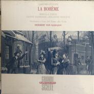 Giacomo Puccini , Herbert von Karajan - La  Bohème