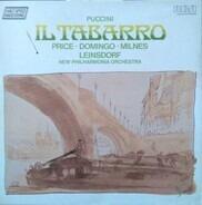 Giacomo Puccini/ Leontyne Price , Placido Domingo , Sherrill Milnes , Erich Leinsdorf - Il Tabarro