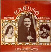 Giacomo Meyerbeer - Les Huguenots,, Enrico Caruso, Louise Homer, Emmy Destinn