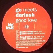 Gianni Coletti Meets Dariush - Good Love