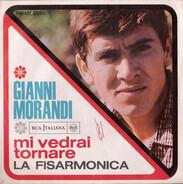 Gianni Morandi - Mi Vedrai Tornare / La Fisarmonica