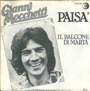 Gianni Mocchetti - Paisà / Il Balcone Di Marta