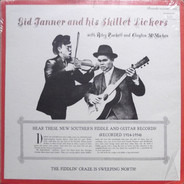 Gid Tanner & His Skillet Lickers With Riley Puckett And Clayton McMichen - Hear These New Southern Fiddle And Guitar Records!