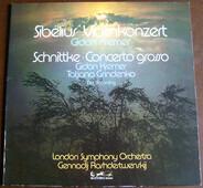 Sibelius / Schnittke - Sibelius Violinkonzert, Schnittke Concerto Grosso