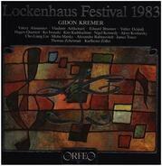Gidon Kremer - Lockenhaus Festival 1983