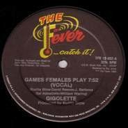 Gigolette - Games Females Play