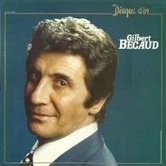 Gilbert Bécaud - Disque D'or