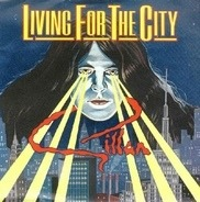 Gillan - Living For The City