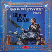 Ginger Baker - Pop History, Vol. 10