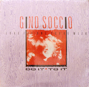 Gino Soccio - Love The One You're With