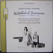 Rossini - La Cambiale Di Matrimonio = (Marriage By Promissory Note)