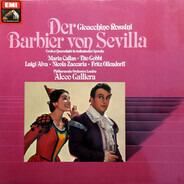 Gioacchino Rossini / Maria Callas , Tito Gobbi , Luigi Alva , Nicola Zaccaria , Fritz Ollendorff , - Der Barbier von Sevilla